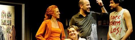 Q-Ars Teatre presentaBenefactors[Data d'estrena: 28 d'octubre de 2008]