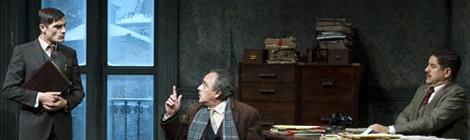 Teatro de la Abadía presentaEl arte de la comedia[Del 28 al 29 de maig de 2010]