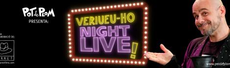 Veriueu-ho Night Live [01 d'octubre de 2014]