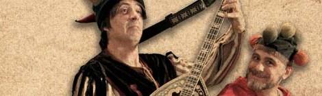 Xavi CastilloLes noves historietes medievals  de l'1 al 4 de gener  de 2015