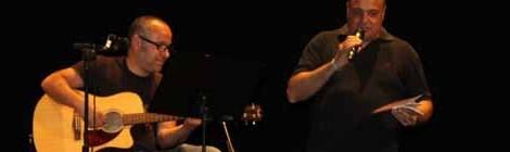 Concert  El vol del silenci [30 de novembre de 2014]