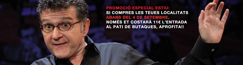 Promo especial EstiuFicció d'Albena Teatre